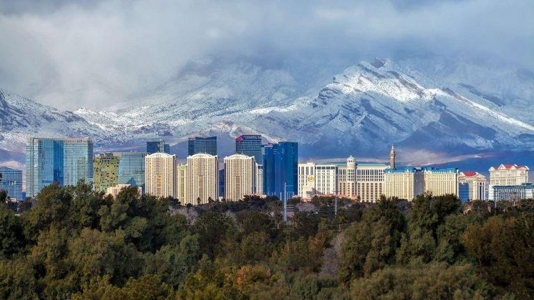 لاس فيغاس في الشتاء… تعرف على ما يمكنك القيام به في مدينة لاس فيغاس خلال فصل الشتاء
