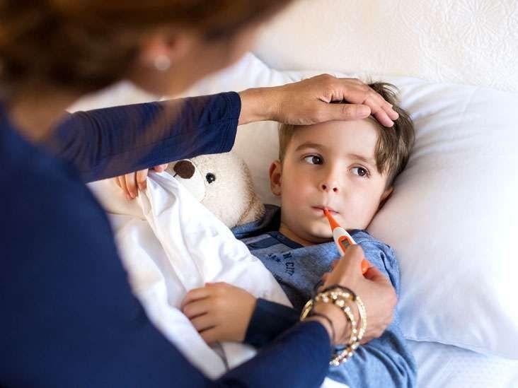 ما هي أسباب اليرقان عند الأطفال