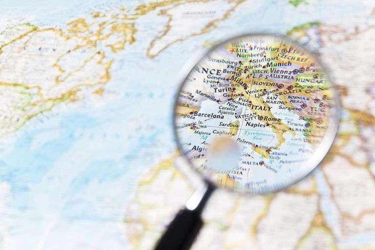 تخصص الجغرافيا