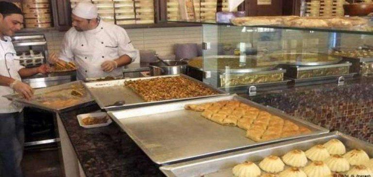 محلات حلويات في الأردن – محلات مشهورة في عمان الأردنية