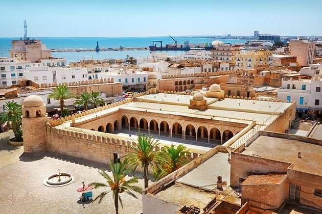 مدينة سوسة تونس قديما وحديثا