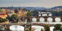 عاصمة التشيك