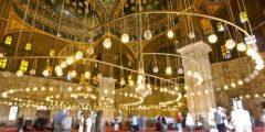 معلومات عن مسجد محمد علي في القاهرة