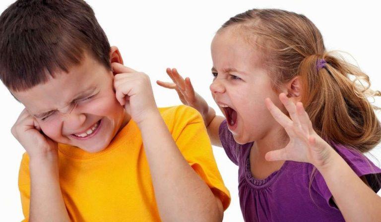 مشاكل الأطفال في عمر 4 سنوات