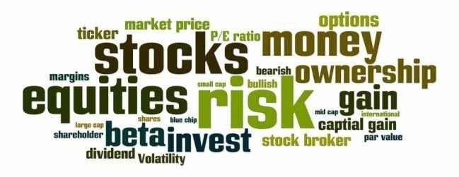 مصطلحات الاستثمار…. دليلك الكامل للتعرف على الإستثمار وأهم مصطلحاته