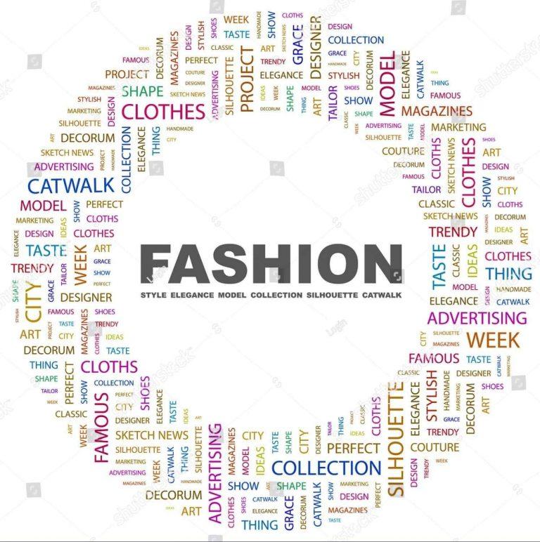 مصطلحات الفاشون والأزياء… دليلك الكامل للتعرف على أهم مصطلحات الأزياء والموضة