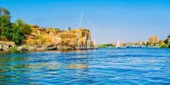 معلومات عن جزيرة الفنتين في أسوان