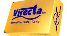 معلومات عن دواء أقراص فايركتا Virecta
