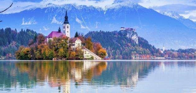 معلومات عن دولة سلوفينيا وأهم المحاصيل الزراعية واهم الصناعات بها