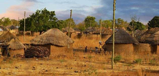 معلومات عن دولة غانا وأهم الصناعات الاقتصادية والمحاصيل الزراعية بها