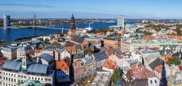 معلومات عن دولة لاتفيا..العملة الرسمية الحالية في دولة لاتفيا