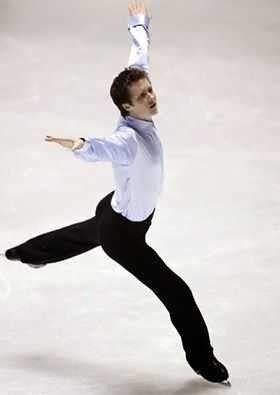 رياضة الرقص على الجليد