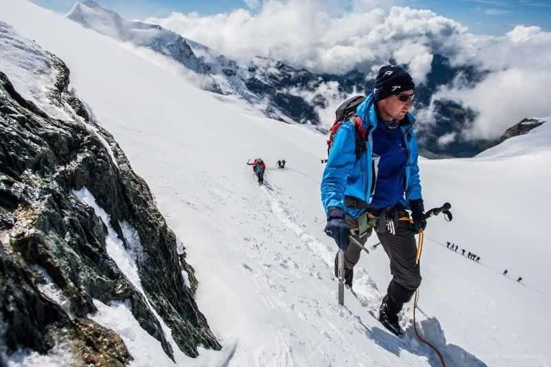 رياضة تسلق الجبال – فوائدها والوقت المناسب لممارستها