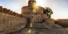 معلومات عن قلعة الجاهلي في العين