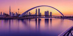 معلومات عن قناة دبي