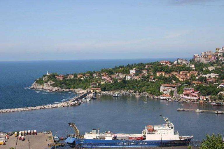 مدينة زونجولداك تركيا