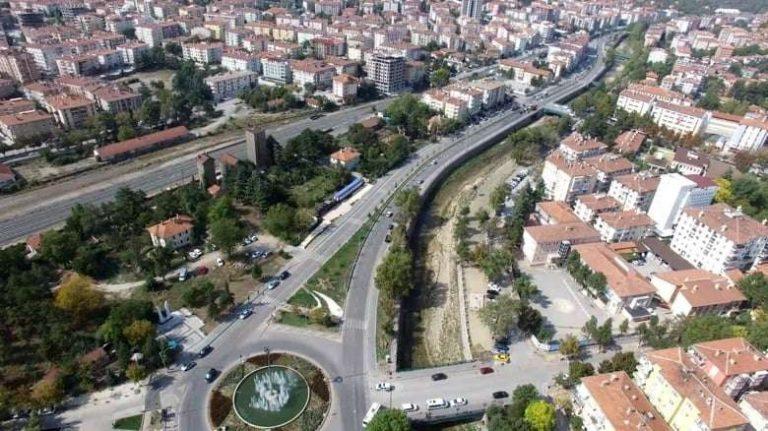 معلومات عن مدينة سانكيري تركيا