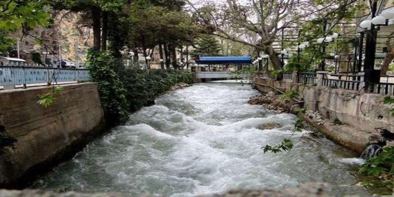 معلومات عن نهر بردى في سوريا …تعرف عليه……………………….