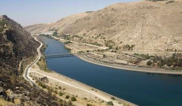 معلومات عن نهر دجلة والفرات