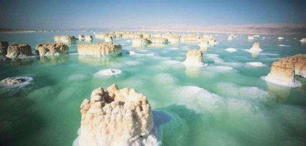 معلومات للاطفال عن البحر الميت .. تعرف عليها ………………………