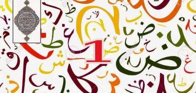 معلومات للاطفال عن اللغة العربية .. تعرف عليها ……………………..