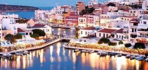 السفر إلى اليونان في شهر مارس