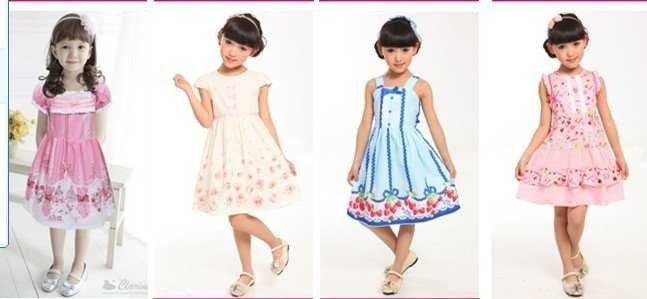 مقاسات ملابس الأطفال حسب العمر