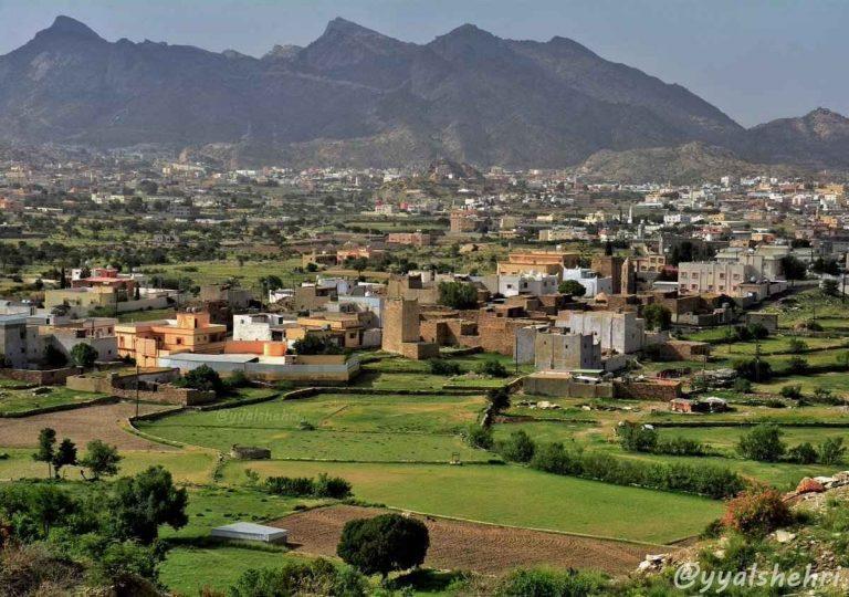 منتزهات في تنومه : أهم 5 أماكن للتنزه في مدينة تنومه