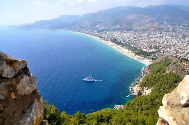 اهم الاماكن السياحية في انطاليا تركيا
