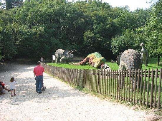 حديقة الحيوان في روما…أهم المعلومات عن حديقة بيوباركودي بروما  بحر المعرفة