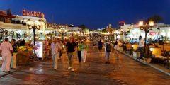 معلومات عن خليج نعمة في شرم الشيخ