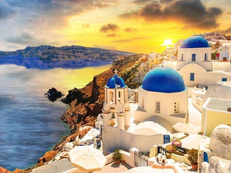 السياحة في اليونان شهر ابريل..وأبرز المعالم السياحية لقضاء رحلة مميزة بفصل الربيع..