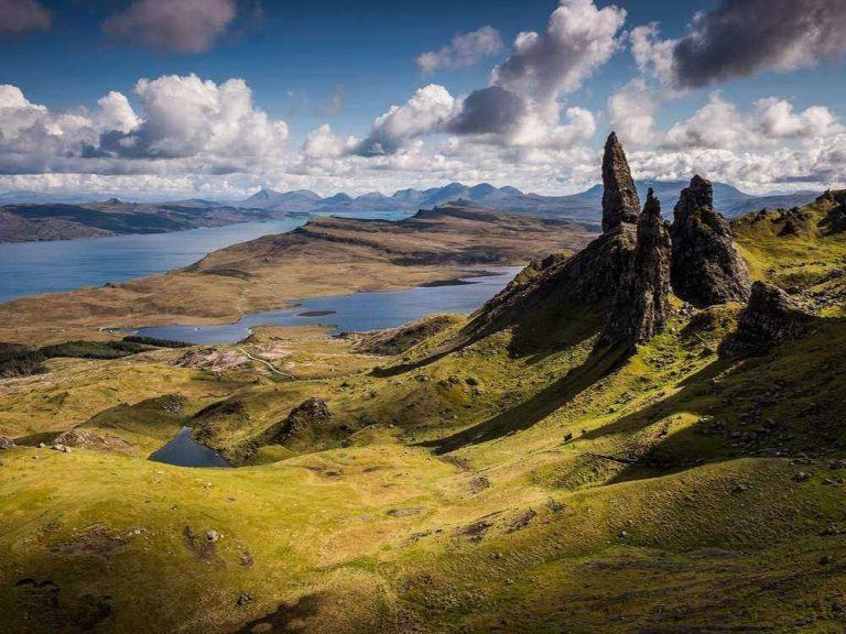 الطبيعة في اسكتلندا – تعرف على الجانب الساحر من اسكتلندا الطبيعة كما لم تراها من قبل