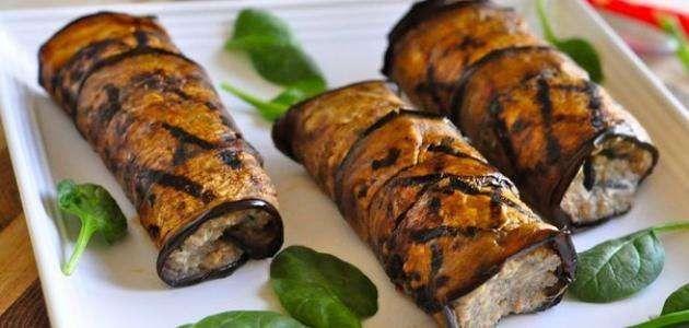 وصفات الباذنجان الرائعة لكل محبي اكلات الباذنجان السهله والسريعة