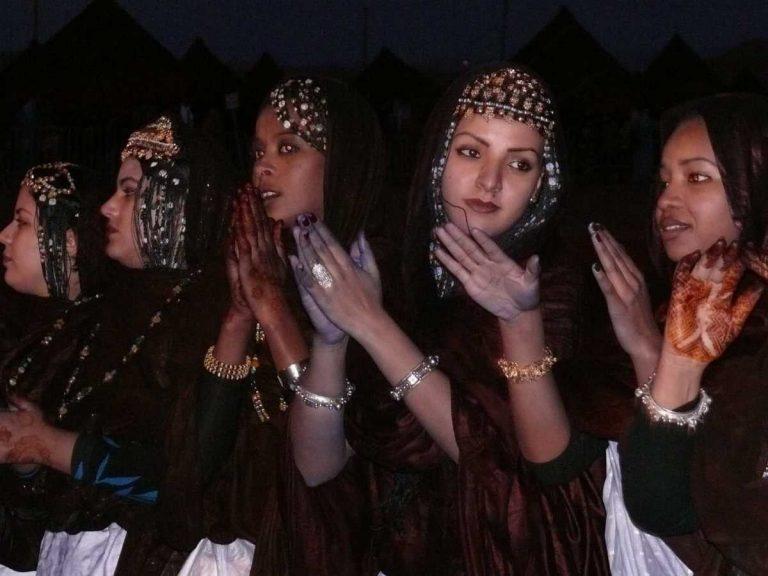 طريقة الزواج في موريتانيا