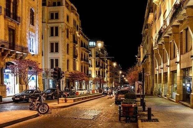 اماكن السهر في بيروت .. أفضل اماكن السهر فى بيروت ………………