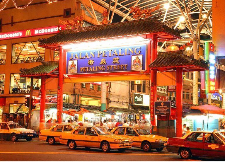 السياحة في الحي الصيني في كوالالمبور..حيث افضل اماكن السياحة في كوالالمبور..