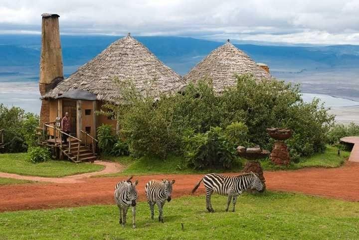 جمال الطبيعة في تنزانيا