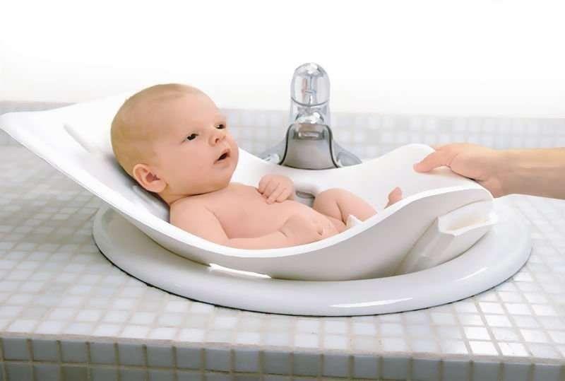 معلومات عن إستحمام الرضيع في الصيف