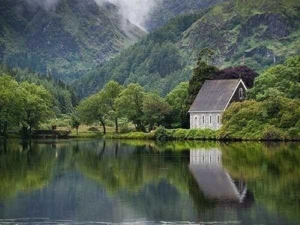 جمال الطبيعة في فنلندا