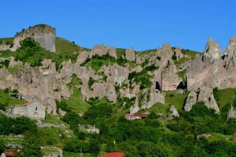 السياحة في غوريس ارمينيا..تعرف على أجمل معالم السياحة في غوريس ارمينيا..