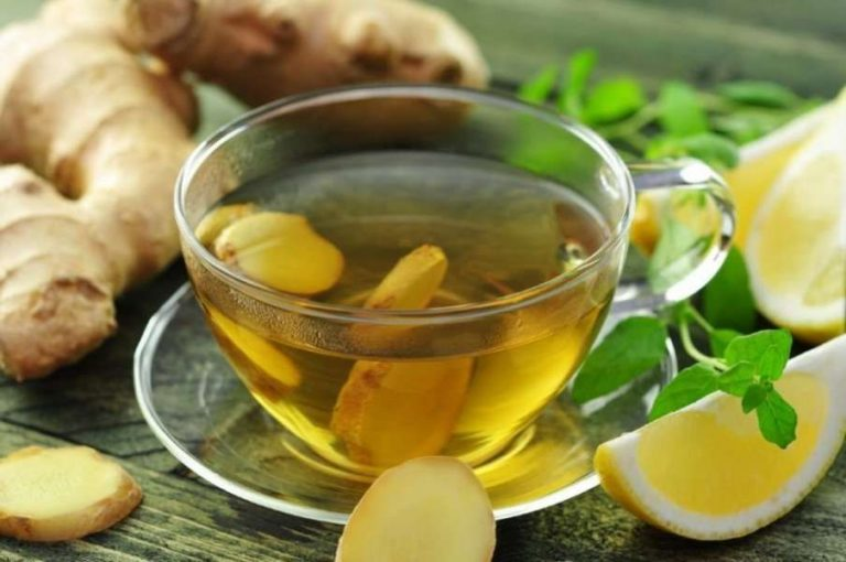 فوائد الشاي الاخضر مع الزنجبيل .. معلومات عن فوائد الشاى الأخضر مع الزنجبيل ..