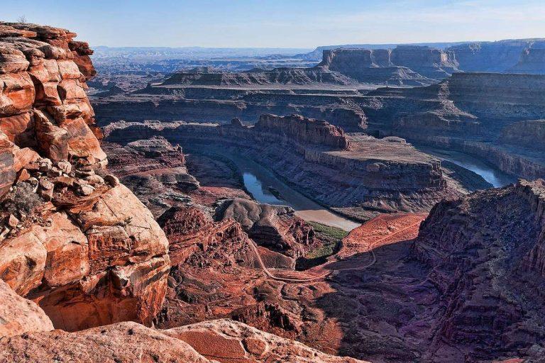 معلومات عن نهر كولورادو .. تعرف على واحد من أهم أنهار أمريكا الشمالية ..