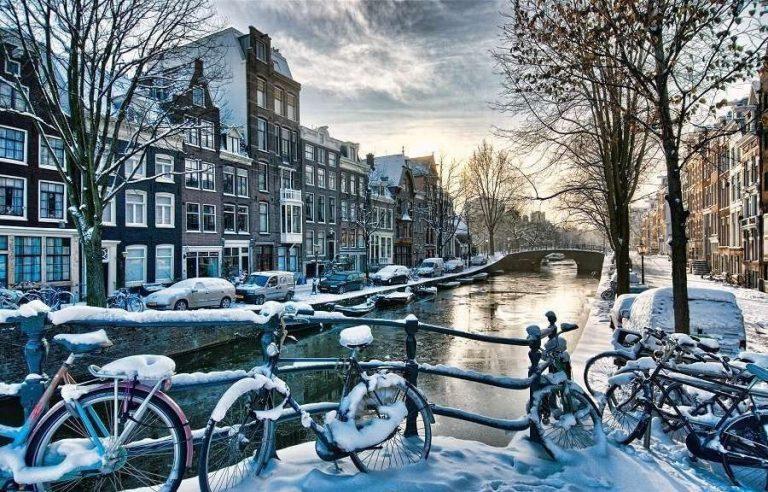 السياحة في هولندا شهر فبراير..وأفضل الأنشطة السياحية خلال موسم الشتاء..