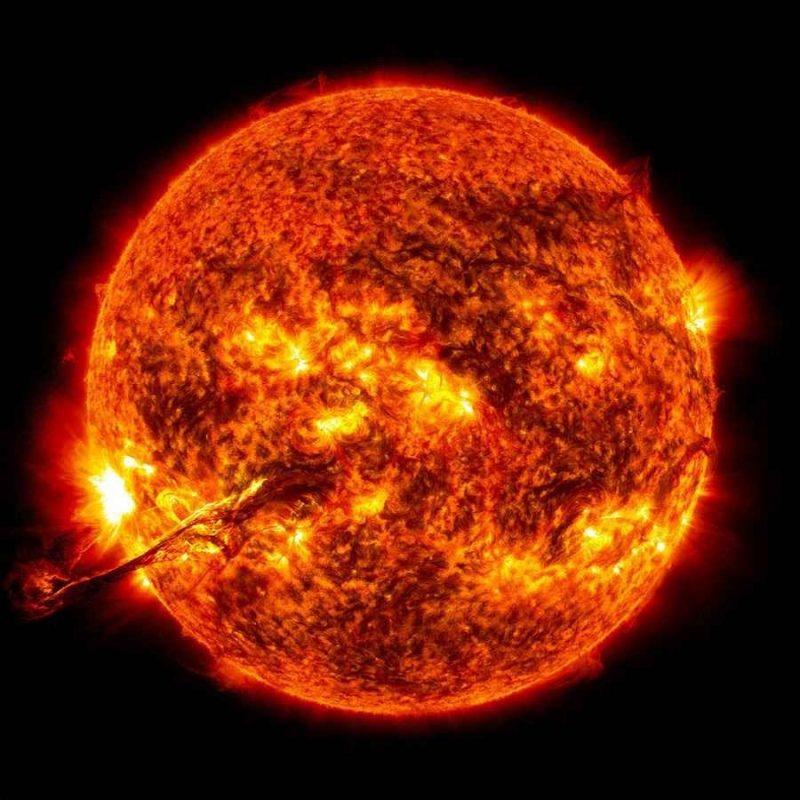 """حقائق عن الشمس .. تعرف اكثر على نجم """" الشمس """" …………………………."""