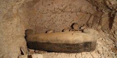 اشكال اسقف المقابر الفرعونية وانواعها