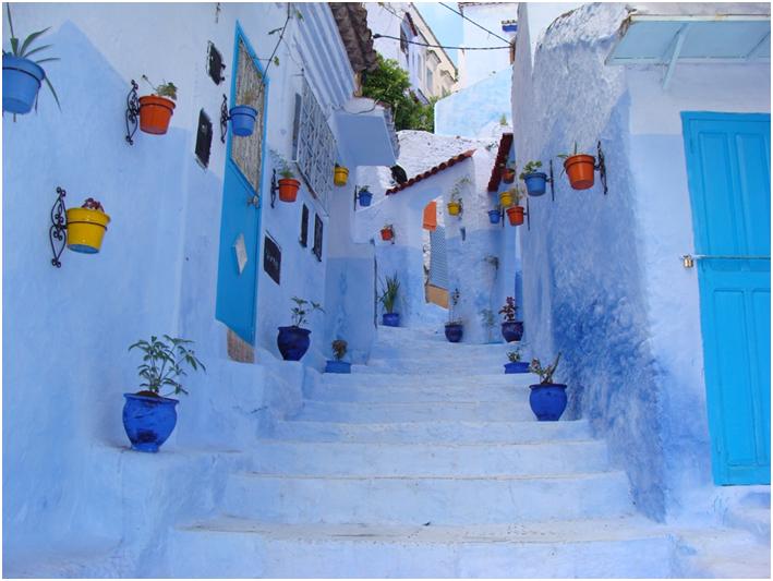 أفضل الوجهات السياحية بالمغرب العربي