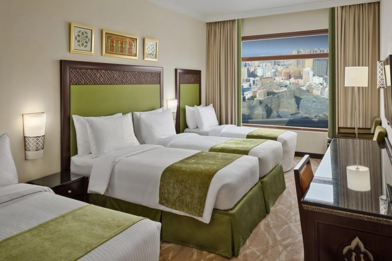 افضل فنادق مكة المكرمة 5 نجوم 2021