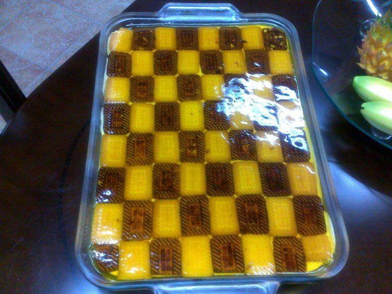 حلى الشطرنج …. طريقة عمل حلا الشطرنج باكثر من طريقة