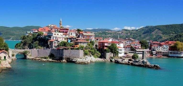 مدينة بارتين تركيا